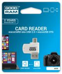 Good Ram AO20 All in One CardReader White