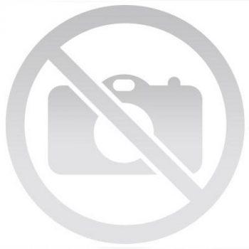 iPhone 5/5S piros védőkeret - átlátszó bumper